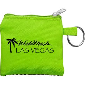 Sporty Pouch and Colorful Ear Buds with Your Logo