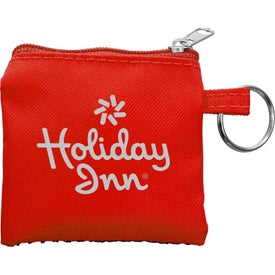 Personalized Sporty Pouch and Colorful Ear Buds