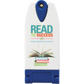 Spotlight Booklight with Your Logo