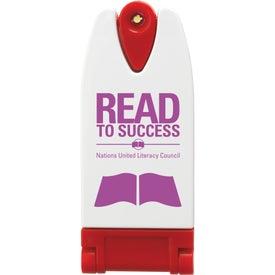 Spotlight Booklight for Marketing