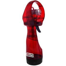 Customized Spray n Mist Mini Fan