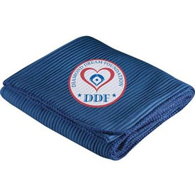 Spring Throw Blanket for Marketing