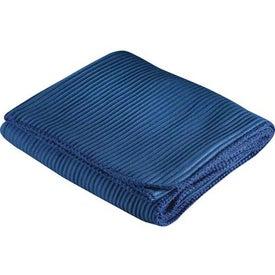 Imprinted Spring Throw Blanket