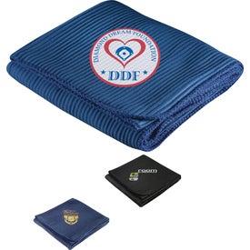 Customized Spring Throw Blanket
