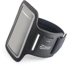 Sprinter Sports Armband Phone Holder Imprinted with Your Logo