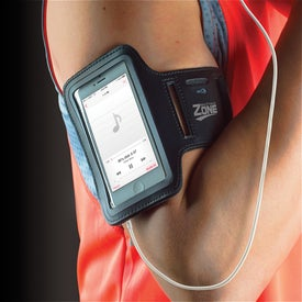 Sprinter Sports Armband Phone Holder with Your Logo