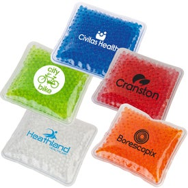 Square Gel Bead Hot Cold Pack