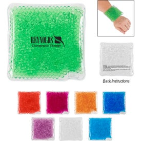 Square Gel Beads Hot and Cold Packs