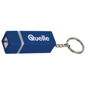 Custom Square Key Tag Light