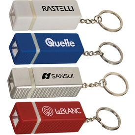 Square Key Tag Light Giveaways