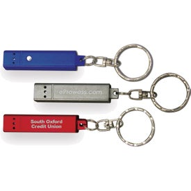 Square Keylite Branded with Your Logo