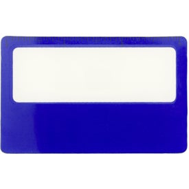Square Magnifier with Sleeve for Your Church