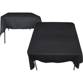 Logo Square Table Cover