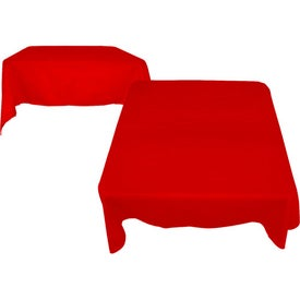 Square Table Cover Giveaways
