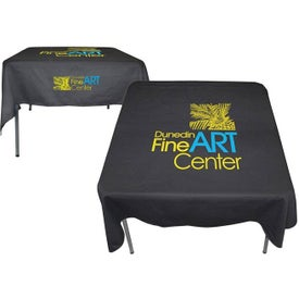 Company Square Table Cover