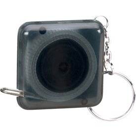 Square Tape Measure Key Holder for Promotion