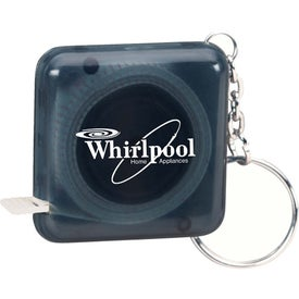 Square Tape Measure Key Holder for your School