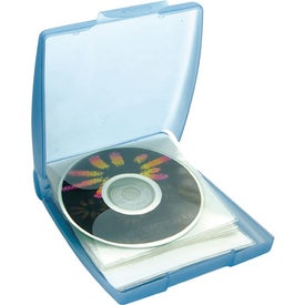 Square CD Case for Marketing