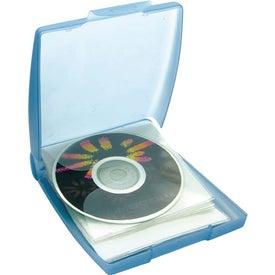 Square CD Case for