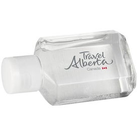 Customized Squirt Hand Sanitizer