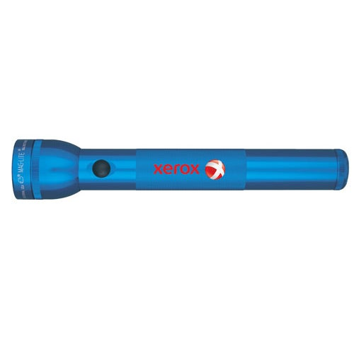 Blue ST3 Mag Lite LED Flashlight