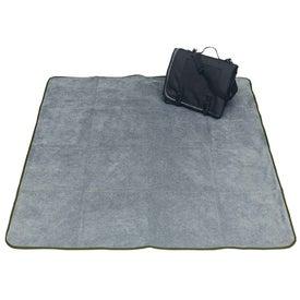 Custom Stadium Blanket