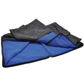 Custom Stadium Cushion Blanket