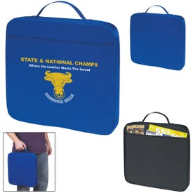 Customizable Stadium Cushion