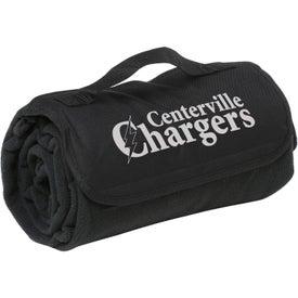 Custom Polyester Stadium Blanket