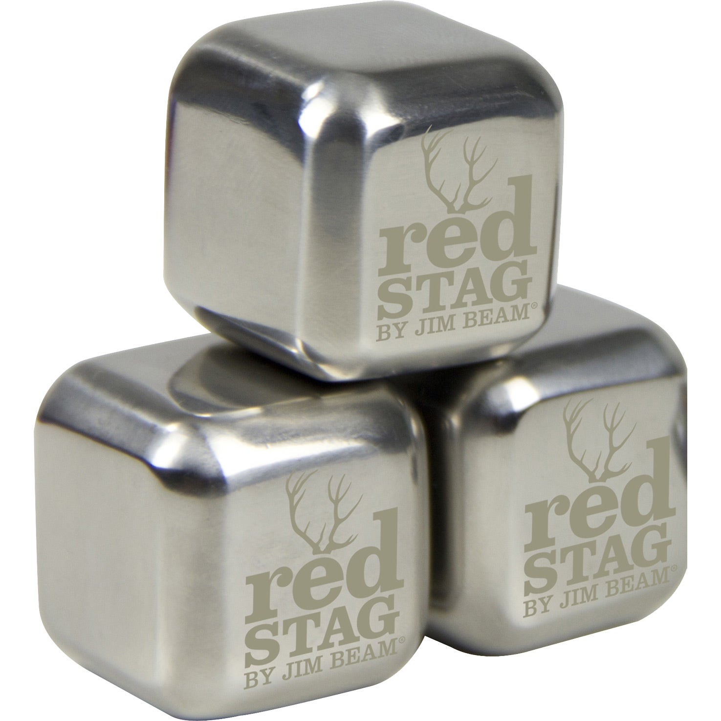 Stainless Steel Beverage Cubes