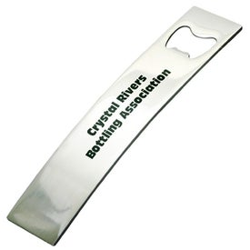 Stainless Steel Bottle Openers (6.5