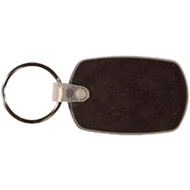 Standard Key Fob with Your Slogan