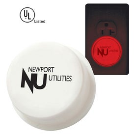 Standard Night Light Imprinted with Your Logo