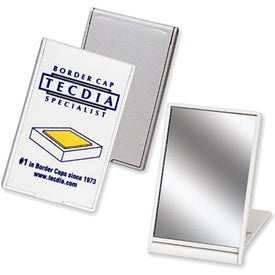 Company Stand-Up Pocket Mirror