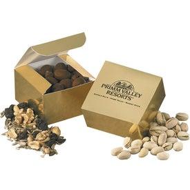 Stanza Ballotin Box (Chocolate Covered Peanuts)