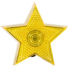 Personalized Star Blinking Light