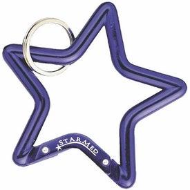 Star Carabiner for your School