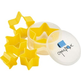 Star Cookie Cutter Set for your School