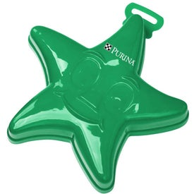 Promotional Star Fish Sand Mold