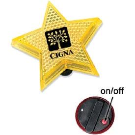 Star Flashing Light for Customization