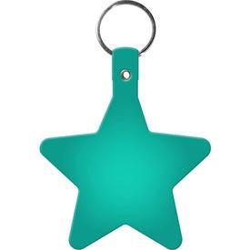 Star Key Tag for Customization