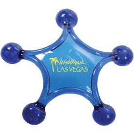 Branded Star Massagers