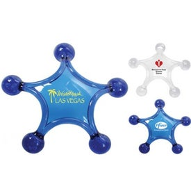 Star Massagers Branded with Your Logo