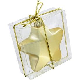 Star Ornaments for Customization