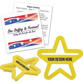 Star Cookie Cutter for Your Church