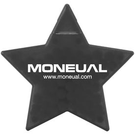 Advertising Star Shaped Credit Card Mints