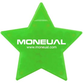 Personalized Star Shaped Credit Card Mints