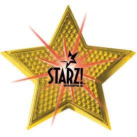 Star Strobe Yellow for Your Organization