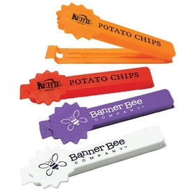 Starburst Bag Clip for Your Company