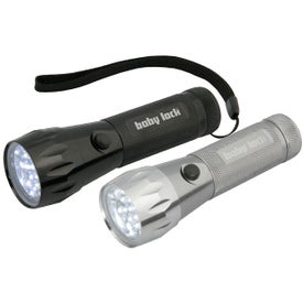 Personalized Starburst LED Flashlight